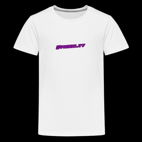@freex_tv - Premium-T-shirt tonåring