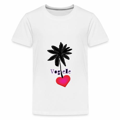 Vog elle love1 - T-shirt Premium Ado