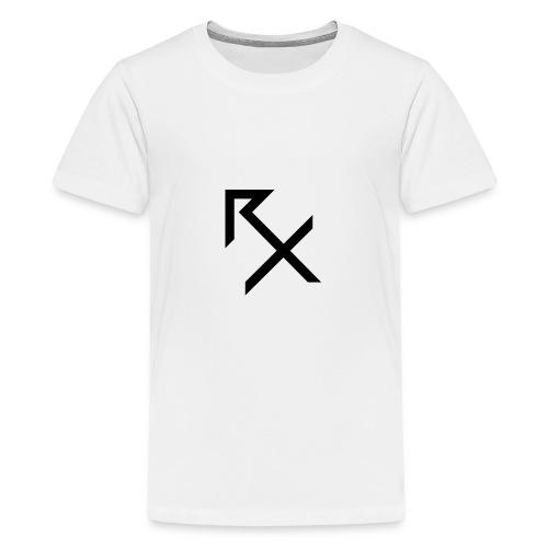 RX Black - Teenager Premium T-Shirt