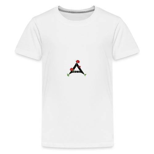 Ace flower - Teenager Premium T-shirt