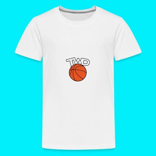 Logo TWD - T-shirt Premium Ado