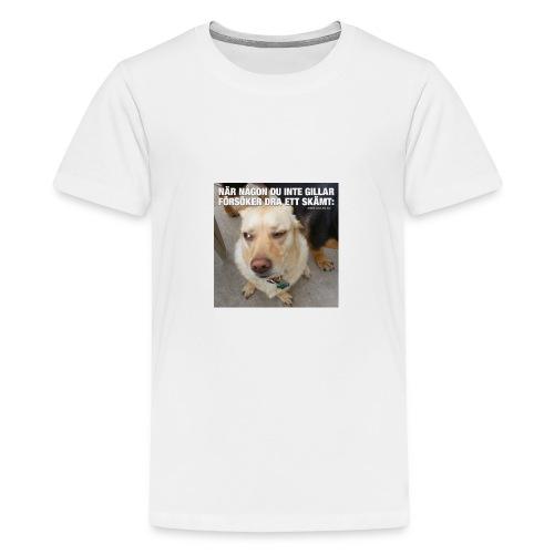 lolkanaken - Premium-T-shirt tonåring