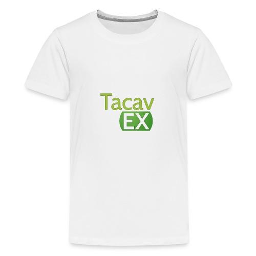 Tacavex Box - Camiseta premium adolescente