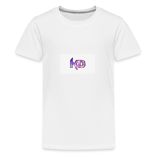 killerdanny04's logo - Teenage Premium T-Shirt