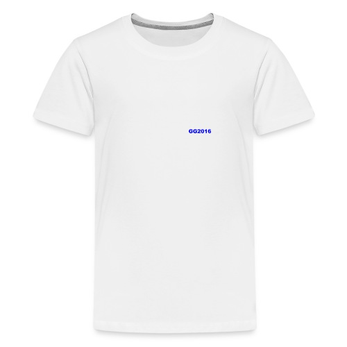 GG12 - Teenage Premium T-Shirt