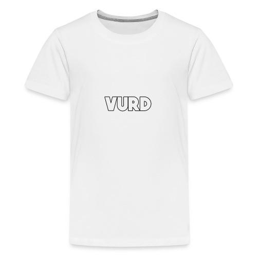 Vurd Clothing - Premium-T-shirt tonåring