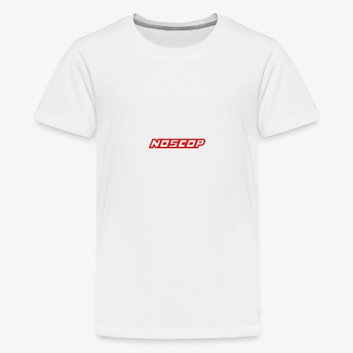NOSCOP - T-shirt Premium Ado