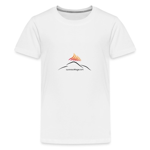 auroracottage.com - Teenager Premium T-Shirt