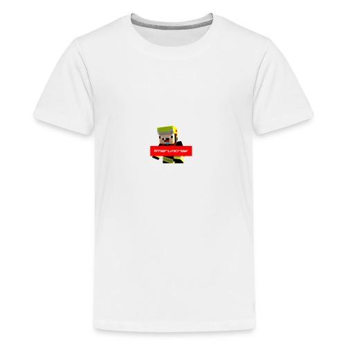 Feuerwehrmannmarlin - Teenage Premium T-Shirt