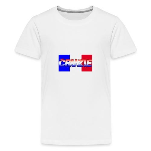 fRENCHMERCH - Teenage Premium T-Shirt
