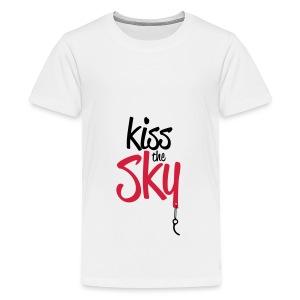 Kiss the Sky - Teenager Premium T-Shirt