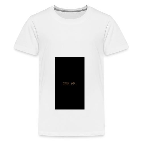 LEON_HD_ YT - Teenager Premium T-Shirt