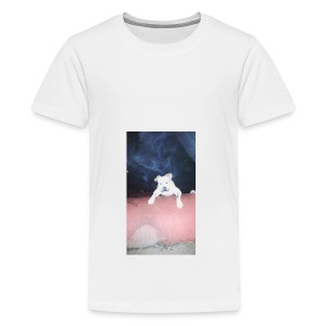 What you looking at - Teenage Premium T-Shirt