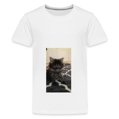milothepuzzy - Premium T-skjorte for tenåringer