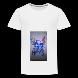 WP 20180112 09 49 31 Pro - Teenager Premium T-Shirt