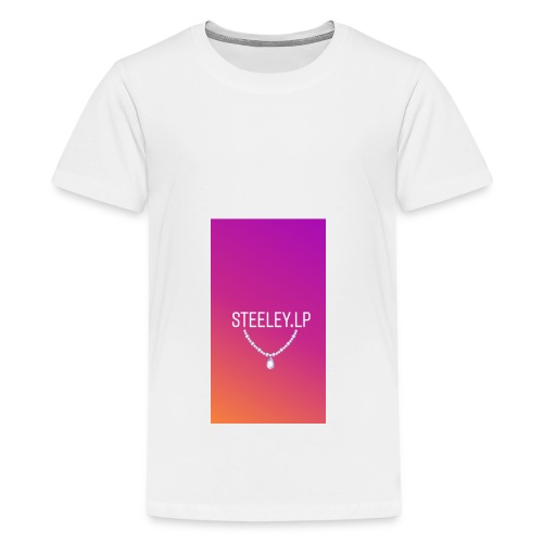 SteeleyLP👑 - Teenager Premium T-Shirt