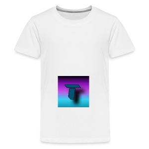 Tragiic logo - Teenage Premium T-Shirt