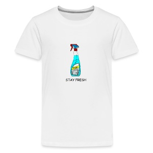 STAY FRESH - Teenager Premium T-Shirt