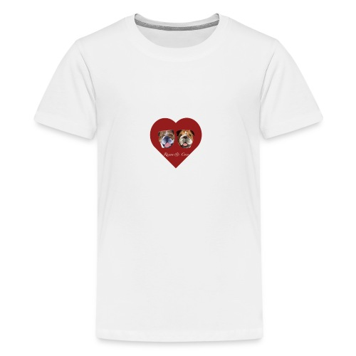 ROSCOE ET COCO - T-shirt Premium Ado