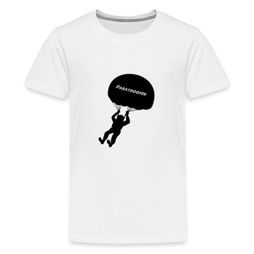 Fallschirmjaeger - Teenager Premium T-Shirt
