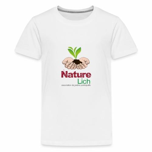 Nature'lich - T-shirt Premium Ado