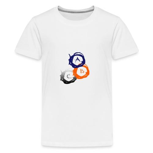 O DESIGN 4 - Camiseta premium adolescente