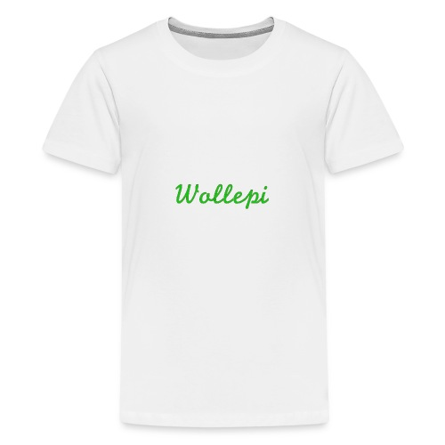 Wollepi - Teenager Premium T-Shirt
