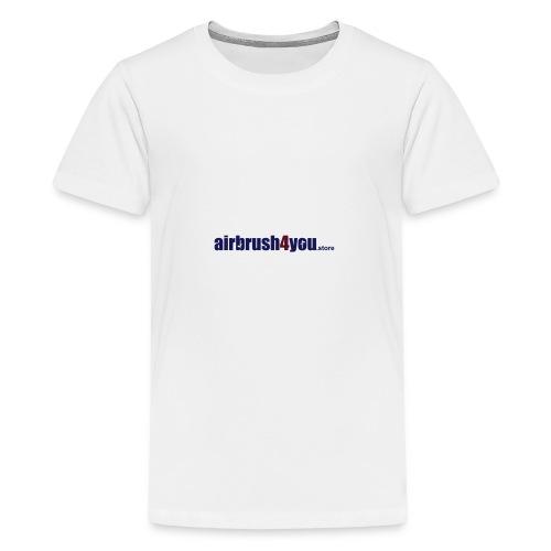 Airbrush Store - Teenager Premium T-Shirt