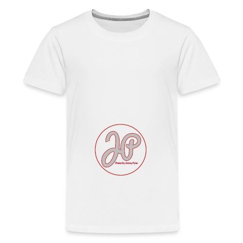PBJP Logo - Premium-T-shirt tonåring