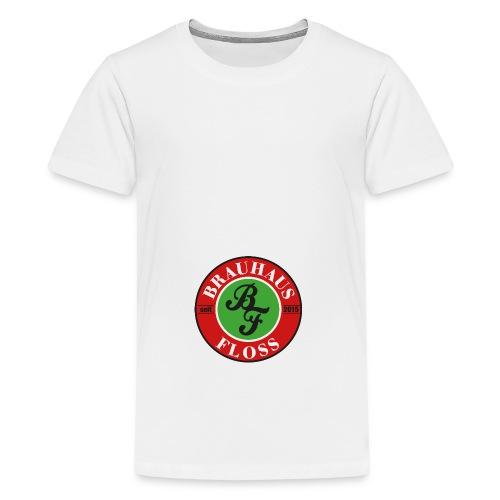 Logo ZW - Teenager Premium T-Shirt