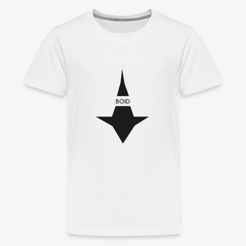 logo boid - T-shirt Premium Ado