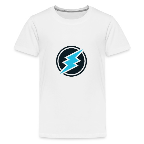 ETN logo - Teenage Premium T-Shirt