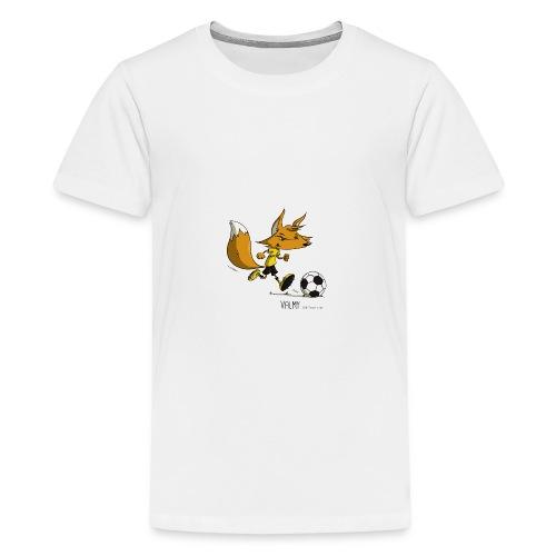 Valmy mascotte - T-shirt Premium Ado
