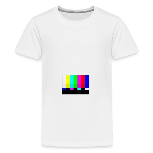No Signal - Teenager Premium T-Shirt
