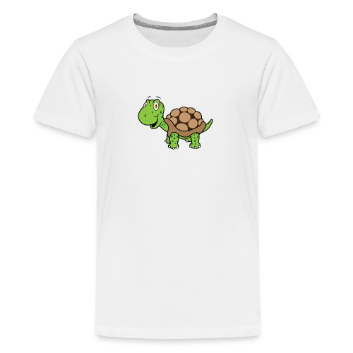 Turtle Solo - Teenager Premium T-shirt