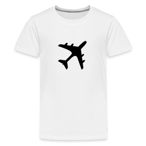 GoldenWings.tv - Teenage Premium T-Shirt