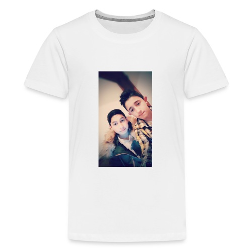 Baby Vergil xD sachen - Teenager Premium T-Shirt