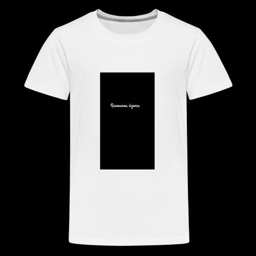 Body design Ranounou dezma - T-shirt Premium Ado