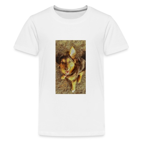 Merle Hund - Teenager Premium T-Shirt