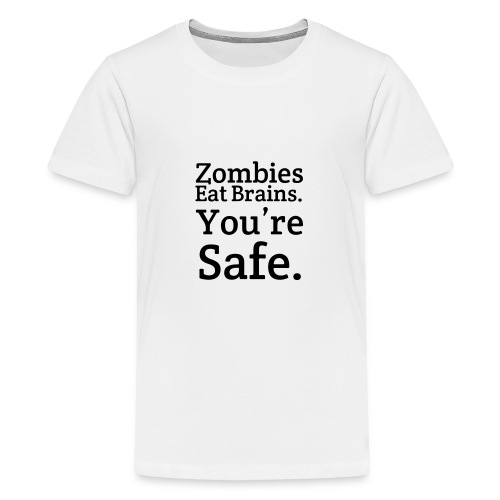 Zombies - Teenager Premium T-shirt
