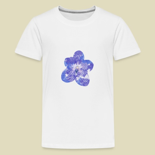 Vanda No.1 - Teenager Premium T-Shirt