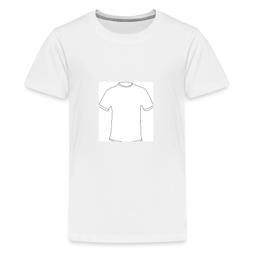 T-Shirt in T-Shirt - Teenager Premium T-Shirt