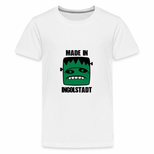 Fonster made in Ingolstadt - Teenager Premium T-Shirt