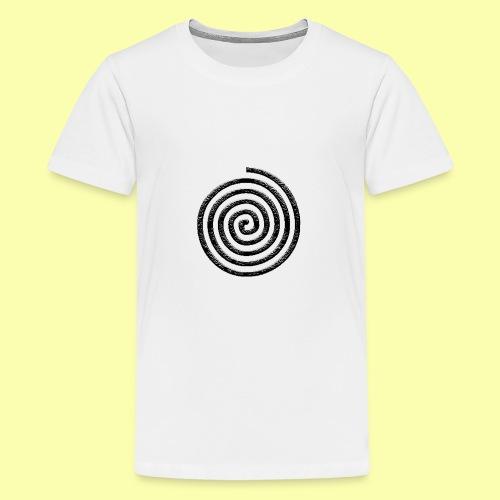 spirale - Maglietta Premium per ragazzi