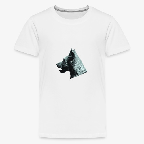 Official Shooting Star Merchandise Dog - Teenager Premium T-Shirt