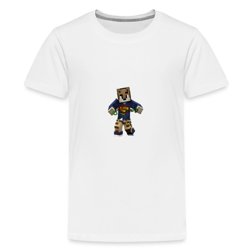 TheSLG-Sander - Teenager Premium T-shirt