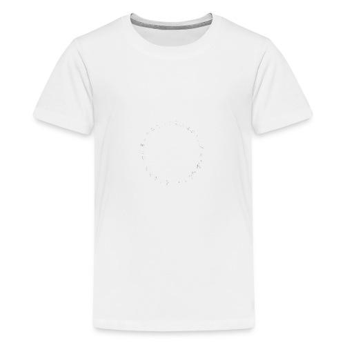MTB Excursions TEAM - Maglietta Premium per ragazzi