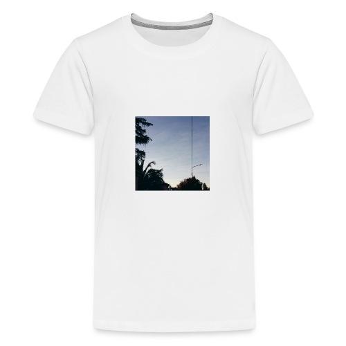 Sky Tee - Maglietta Premium per ragazzi