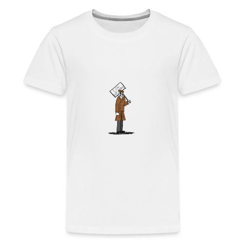 I can not draw... - Camiseta premium adolescente