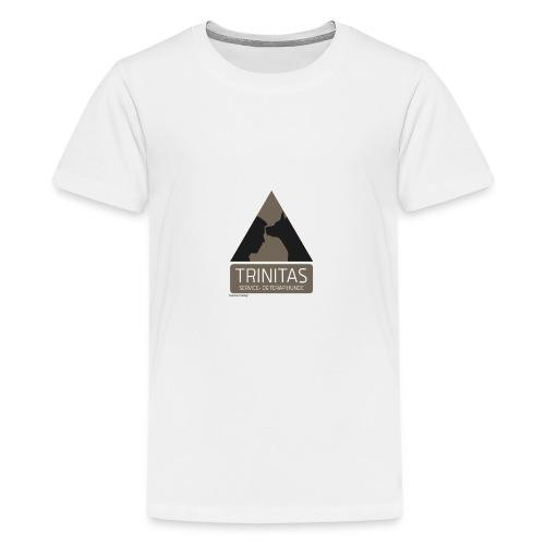 Trinitas Nøglesnor - Teenager premium T-shirt